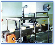 Food Drying / Cleaning Applications