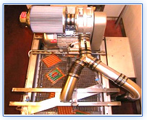 Engineering Components Drying / Cleaning / Cooling Applications